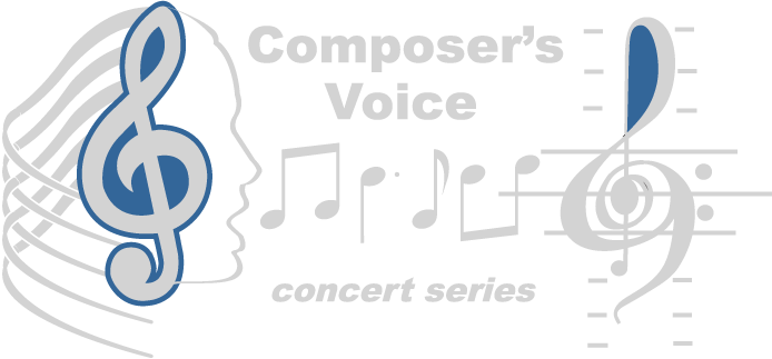  [ Composer's Voice logo ] 