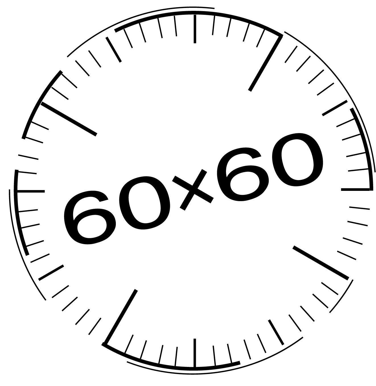 60x60 Presenters Mix