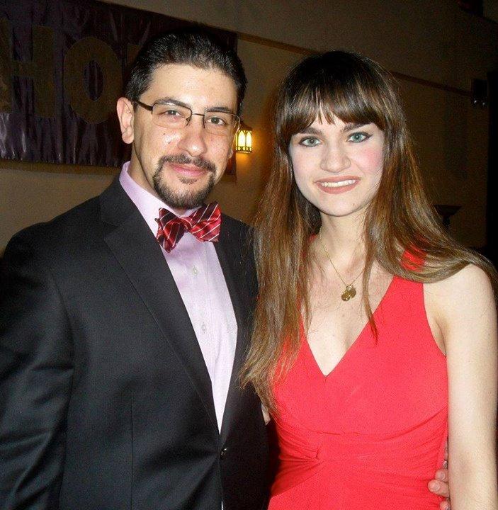 Christos Marinos and Isabel Perez Dobarro