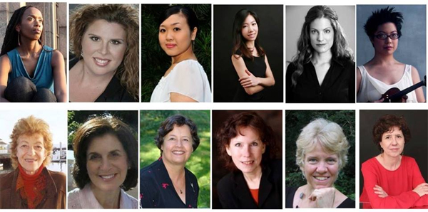 New York Women Composers collaboration concert
