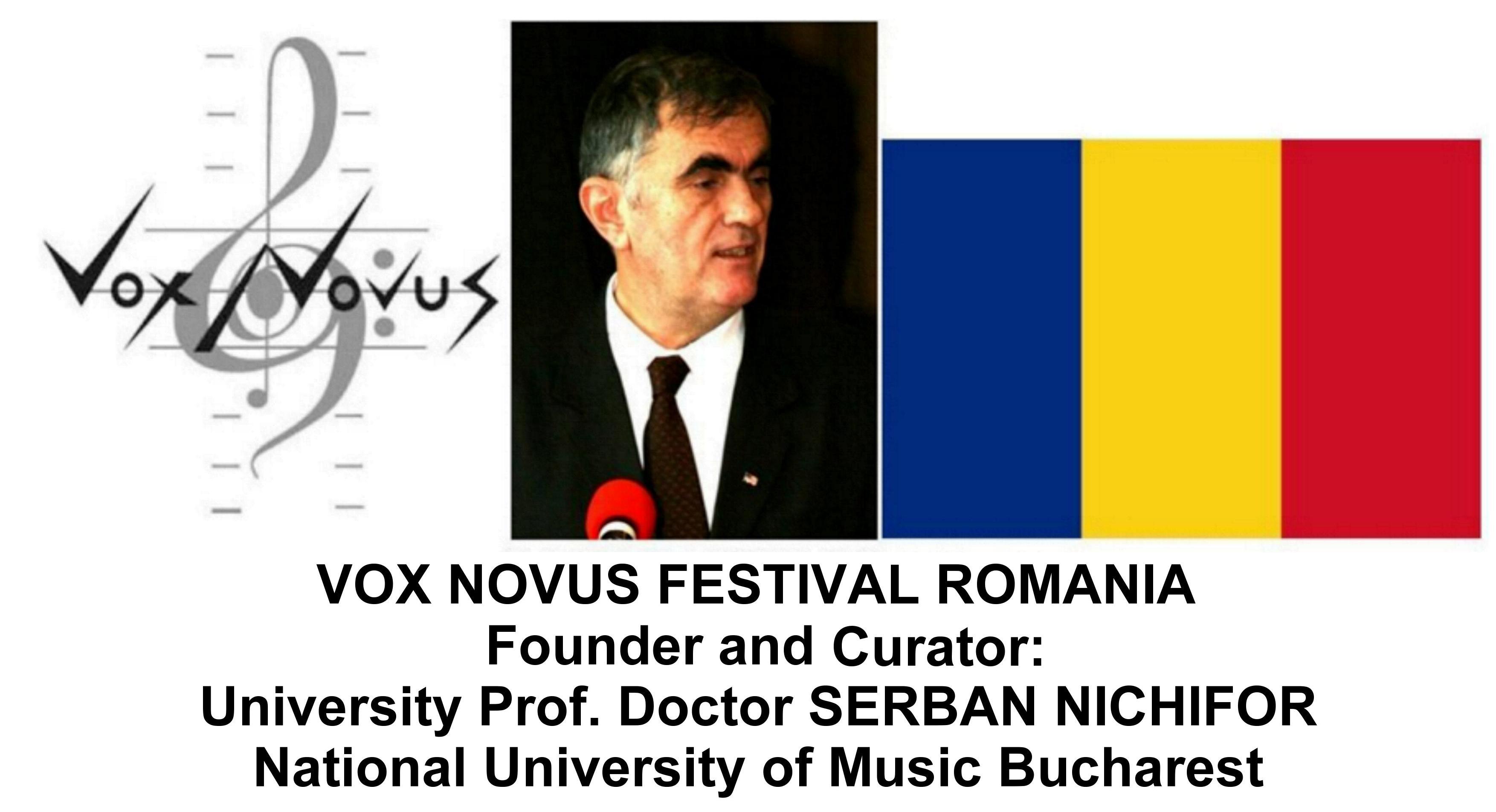 Vox Novus Festival Romania