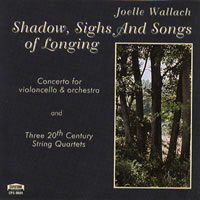 Shadow, Sighs and Songs of Longing
