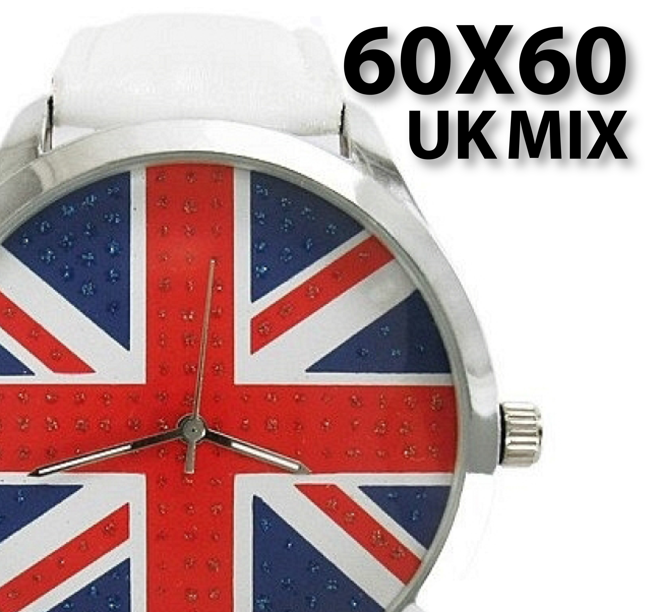 60x60 UK MIx