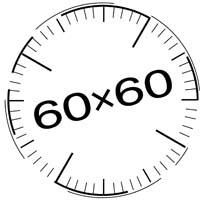 60x60 (2003) album cover