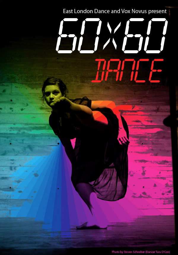 60x60 Dance [London]