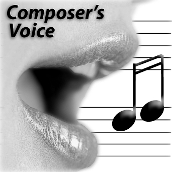 Composer's Voice