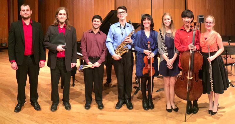 The Fresno State New Music Ensemble