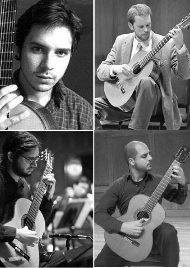 UK Guitar Quartet